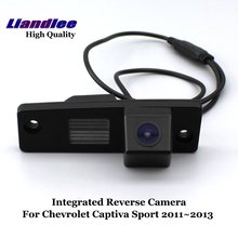 цена на Liandlee For Chevrolet Captiva Sport 2011~2013 Car Rearview Reverse Camera Rear View Backup Parking Camera / Nigh Vision