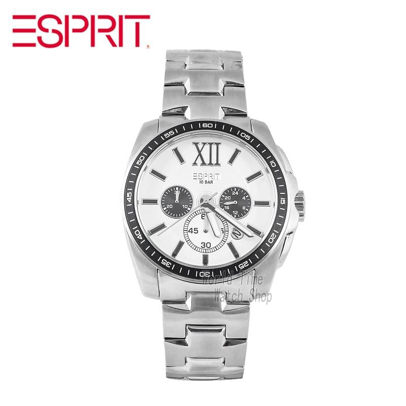 ESPRIT three eye timing men's quartz watch ES103591005 esprit rj10124
