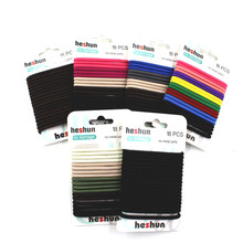 10 Pcs/pack Hair Tie Set Women Fashion Bands Accessories Trendy Hairband For Elastic Sets Braid