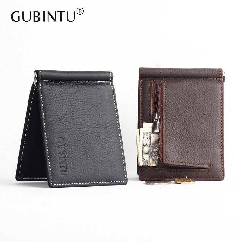 gunbintu garantia de grampo do Bank Card Wallet : Bus Card Holder