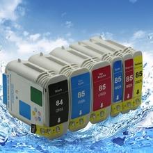 6 шт. совместимость C5016A HP85 картридж для HP Designjet 30/70/130 принтера