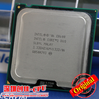 Free Shipping For Intel CPU Core2 DUO E8600 CPU 3 33GHz LGA775 775pin 6MB L2 Cache