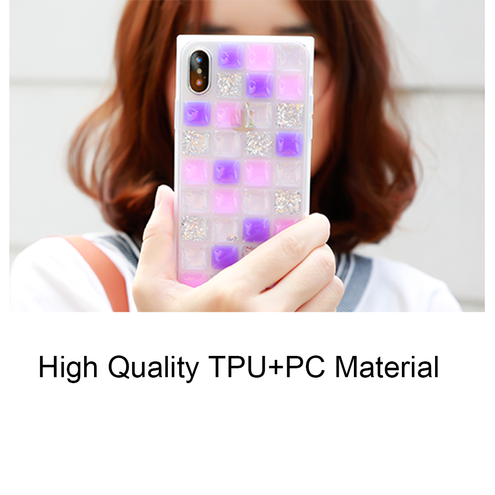 Pc Telefon Us 9 31 14 Off Wk 2018 New Arrival Protective Shell Vs Soft Tpu Pc Telefon Cover For Women Friends Gift Bumper Case For Iphone 6 6p 7 7p 8 8p X In