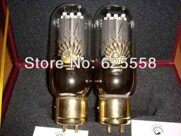 2x Matched PSVANE 805A-T Vacuum Tubes / New psvane 805a hi fi series vacuum tube boxed matched pairs