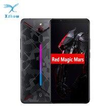 "Zte Nubia Red Magic Mars Game Telefoon 6.0 ""6 Gb/8 Gb/10 Gb Ram 64 Gb /128 Gb/256 Gb Rom Snapdragon 845 Octa Core Android 9.0 Smartphone"
