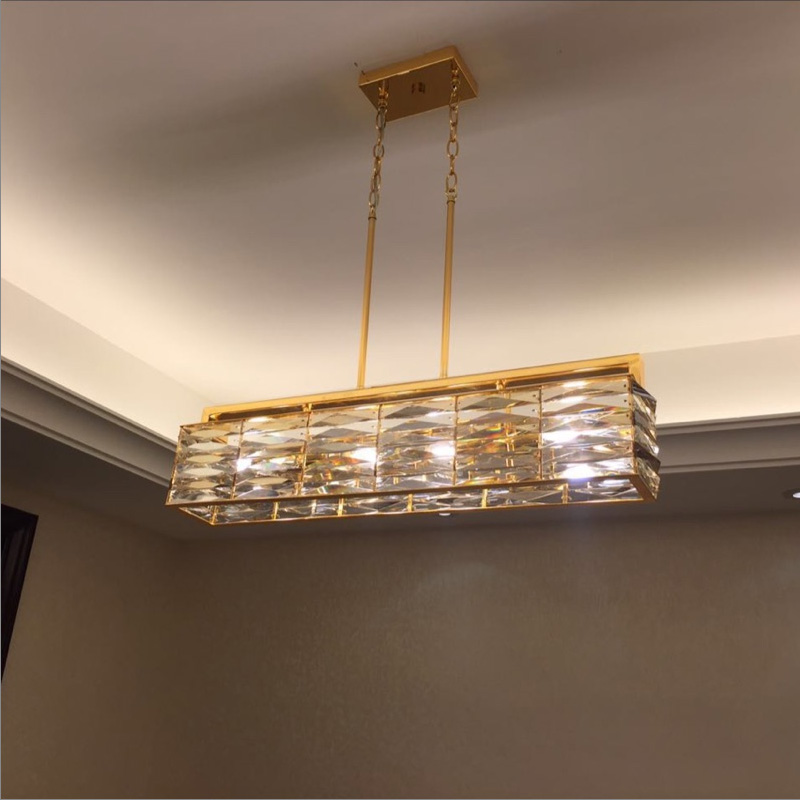 LED modern minimalist chandelier crystal chandelier hanging lamp for villa clubhouse lobby lights Crystal lighting chandeliers led crystal chandeliers lamp round ring hanging lights modern led crystal chandelier fixture for living room lobby ac110v 240v