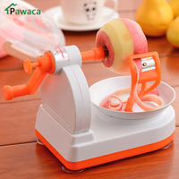 Manual de la Fruta Peeler Apple Peeler Slicer Manual de Herramientas de la Cocina Creativa de Apple Pelador Peeling Machine Fruit Vegetable Slicer Cortador
