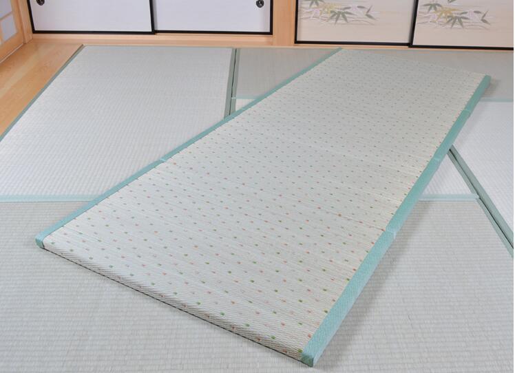 Fußboden Schlafzimmer Yoga ~ Klapp japanischen tatami matte schlafzimmer teppich teppich faltbare