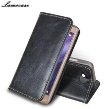 Lamocase чехол для Huawei Honor 4C Pro кожа флип чехол для Huawei 4C/Y6 Pro защитные телефон мешки & Чехлы с отделения для карточек