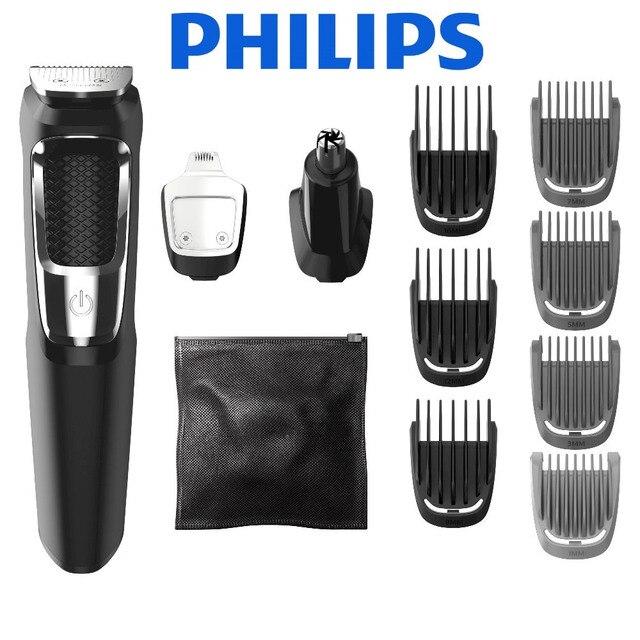 Harga SANLY Alat Cukur Kumis Dan Jenggot. Source · Philips Norelco Series  3000 Multigrrom untuk Kepala dan Wajah Jenggot Kumis Telinga dan Hidung  Pria Isi e121ab6604