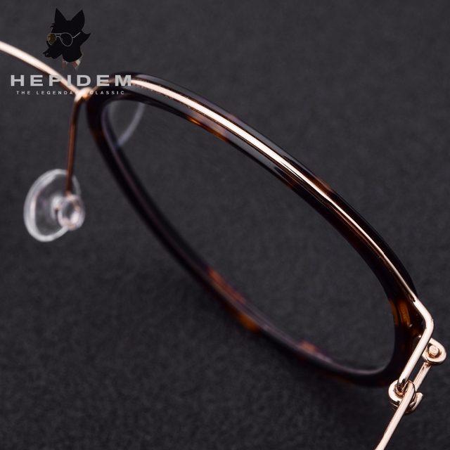 0a972b8790 Online Shop Titanium Optical Glasses Frame Men Prescription ...