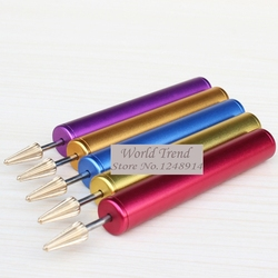 Leather craft making tool wallet edge painting pen brass pen for painting 12cm long random color.jpg 250x250