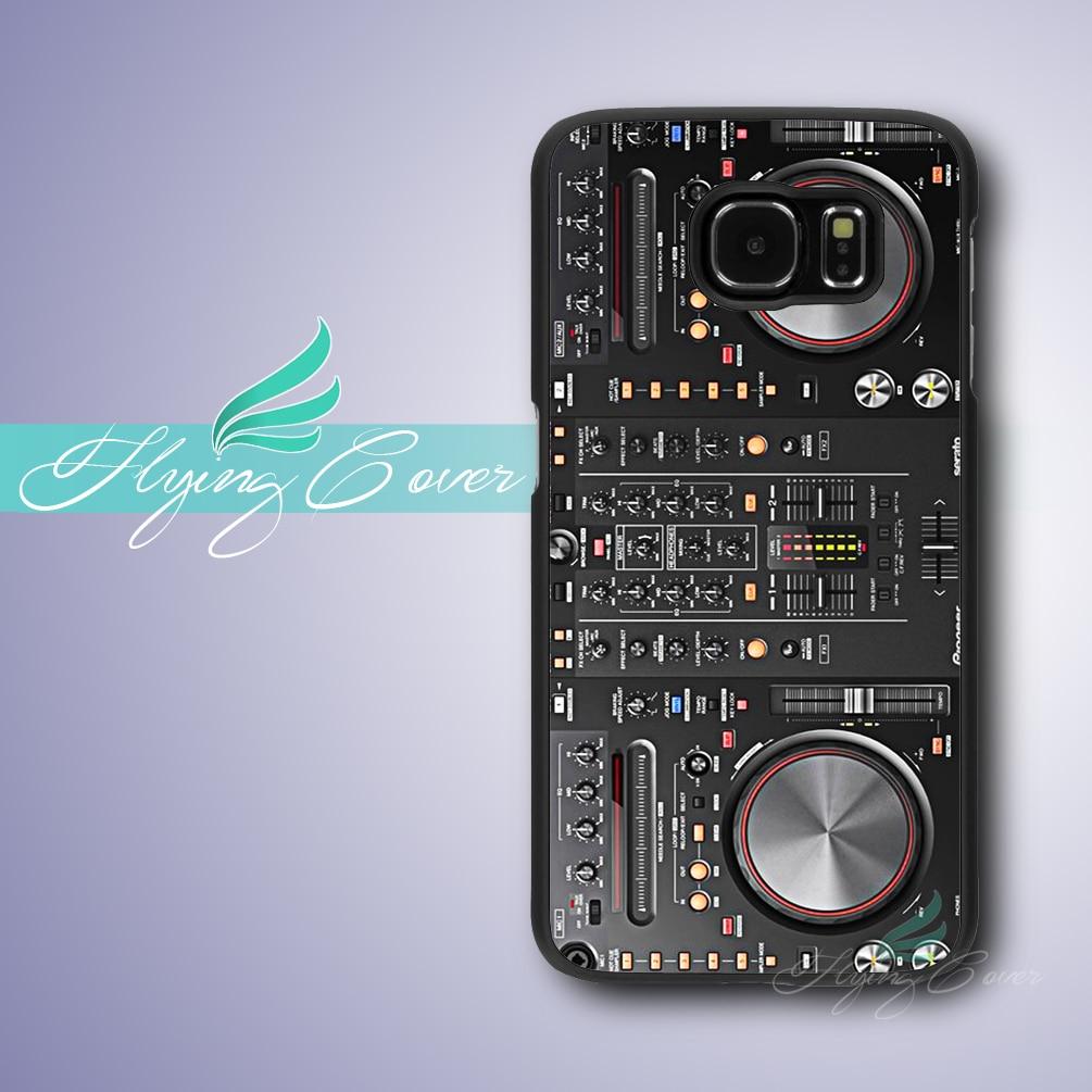 Capa DJ Controller Machine Case for Samsung Galaxy Grand Prime Case for Samsung Galaxy S3 S4 S5 S6 S7 Active Mini Case.