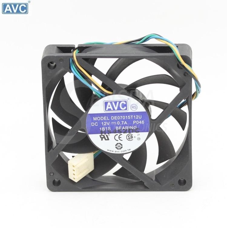 AVC 8038 DBTA0838B2G 12V 4.1A 4Wire Cooling Fan