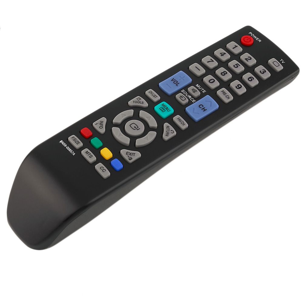 BN59-00857A Universal Home Televison TV Replacement Remote Control For Samsung TV Suitable For Most Model Black