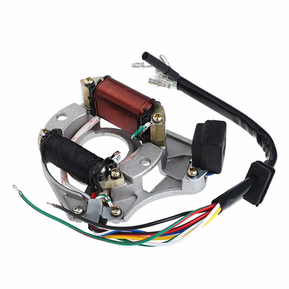 50/70/90/110CC CDI Wire Harness Assembly Wiring Set ATV Electric ...