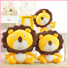 40cm Leo of small lion king plush toy doll pillow cloth doll dolls girls gift 1pc