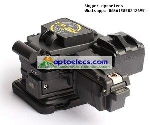 Image 2 - DHL Free Shipping Original Korea High precision INNO VF 15H Optical Fiber Cleaver VF 15 VF 15H with Fiber Scrap Collector box