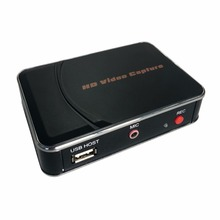 280HB HDMI HD Game Video Capture 1080P Recorder for X box PS3 PS4 Blue Ray Set-top box Computer with Mic Microphone