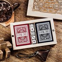 Dkng игровой набор палуба велосипедов магический реквизит для игры в покер игральные карты, магические палубы
