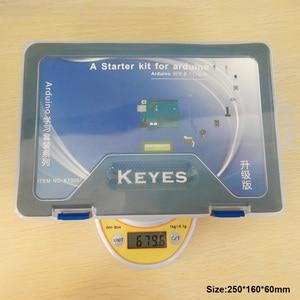 Image 5 - KEYES 1602 LCD 830 Placa De Ensaio R3 LEVOU Relé RTC Kit Eletrônico para Arduino Uno Starter Kit Versão Atualizada