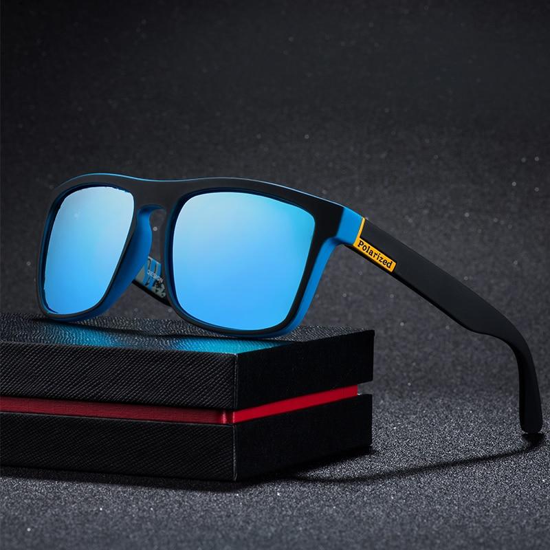 AFOUE MARKE DESIGN Polarisierte Sonnenbrille Männer Quadratischen Rahmen Sonnenbrille Für Frauen Vintage Retro Brille Brillen Gafas UV400 Oculos