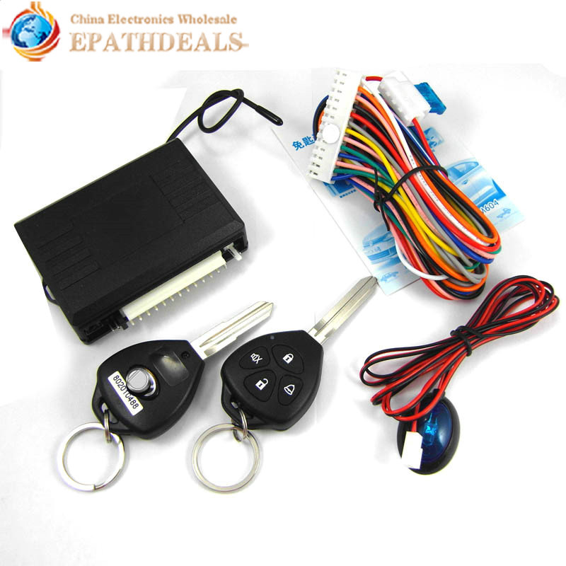 8123 m604 auto car remote control keyless entry system vehicle