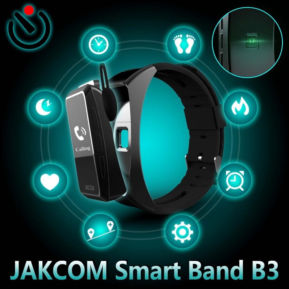 Jakcom B3 Smart Band Talkband Bluetooth earphone Fitness Tracker Heart Rate Monitor For iOS Android Talk