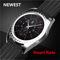 NB-2 Smart Watch No.1 G5 ultra thin MTK2502 support Voice Control ECG Heart Rate Fitness Tracker smart wristband for ios&android