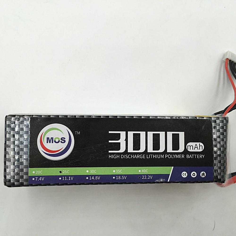 MOS 5S lipo battery 18.5v 3000mAh 30C For rc airplane free shipping mos 6s lipo battery 22 2v 3000mah 40c for rc airplane free shipping