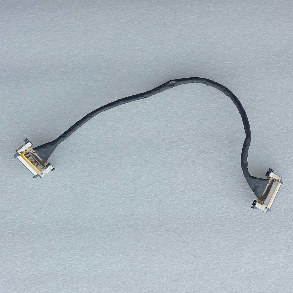 SERIES LCD VIDEO LVDS  CABLE for A1316 Mc007 27 LED Cinema Display new cable for asus u31 u31sd u31jg u31s u31jc u31ig x35s x35j pn 1422 00yj000 laptop lcd led video lvds flex cable