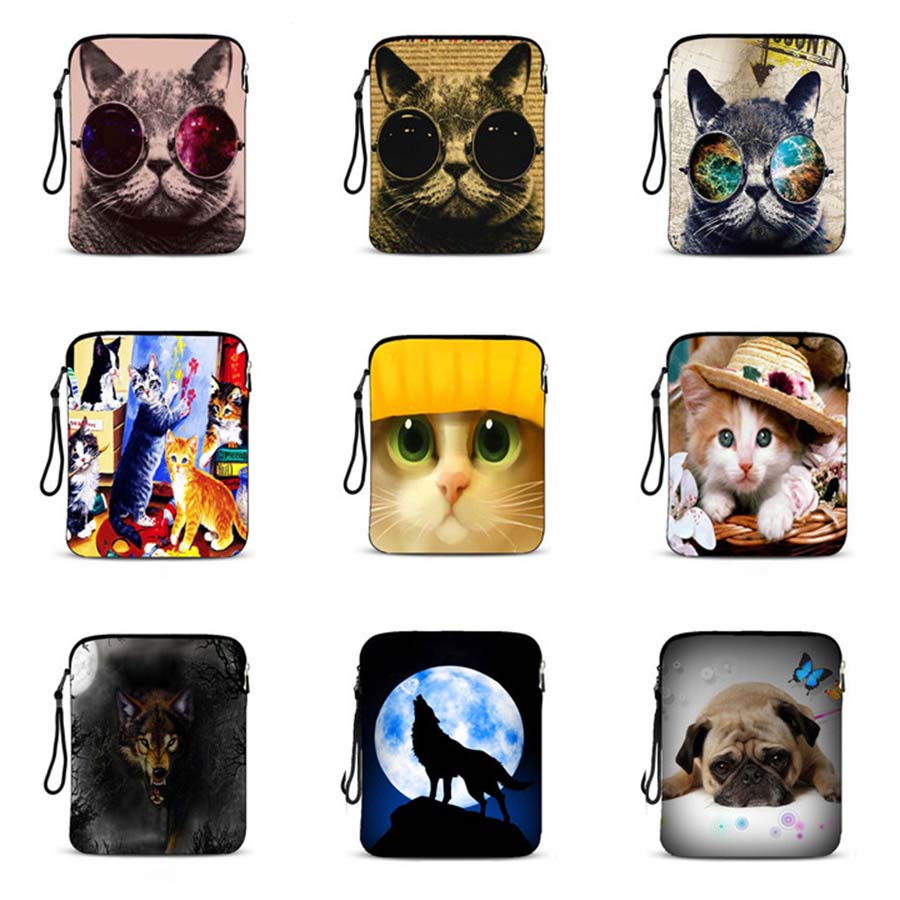 waterproof 9 7 10 1 inch tablet bag Ultra thin laptop protective case Smart notebook bag sleeve For cover ipad air 1 IP 3184 in Tablets e Books Case from Computer Office