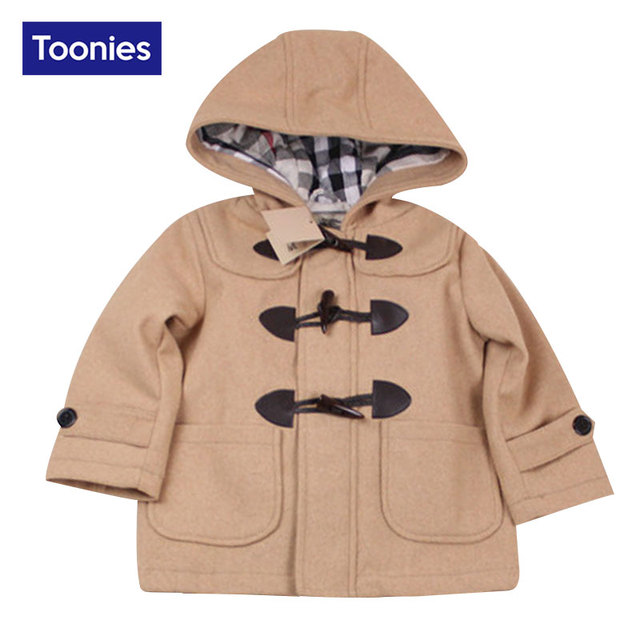 Hot Sale Children Jackets Baby Children Single Breasted Fashion Coat Boy Girl Outerwear Jackets 2017 Chidlren Fashion Clothes