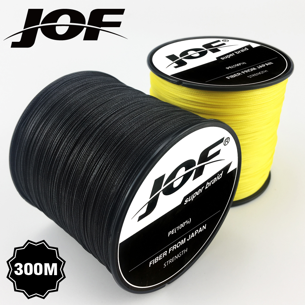 8 Strands & 4 Strands 300M PE Braided Fishing Line Super Strong Japan Multifilament Thread for Carp Fishing 18LB-88LB