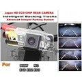 Автомобиль Интеллектуальные Парковка Треки Камеры/Для BMW M3 E46 E92 E93 HD CCD Резервного копирования Камера Заднего Вида/Камера Заднего вида