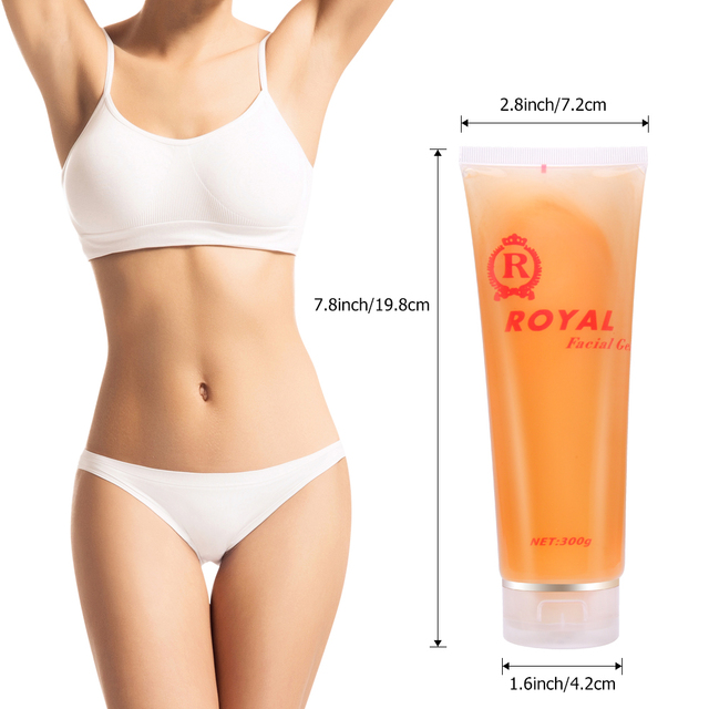 300ML Weight loss Hydration Anti Cellulite Fat Buring  Slimming Body Leg Belly shaping  Royal Facial Gel 5