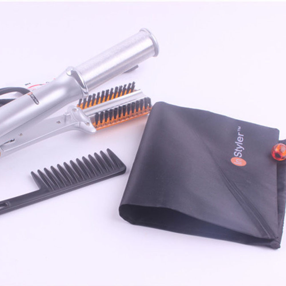 Modelador de cabelo automático liso splint cabelo