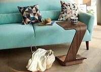 Modern Minimalist Mobile Sofa Side Table Creative Small Coffee Table