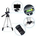 Hot Sale 3110 Universal Tripod Portable Digital Camera Camcorder Tripod Stand Lightweight Aluminum for Canon Nikon Sony Phones