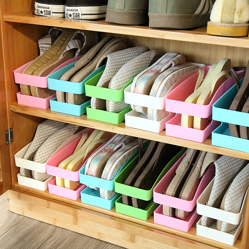 multi purpose shoes organizer plastic shoe storage box. Black Bedroom Furniture Sets. Home Design Ideas