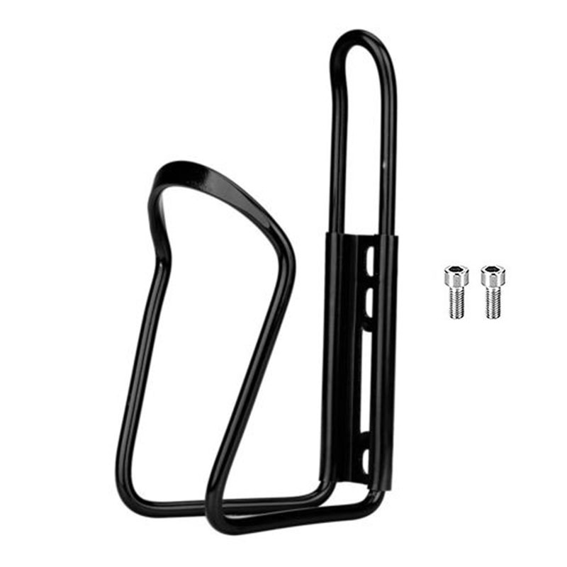 Aluminum Bicycle Bike Water Bottle Cage Cycling Drink Water Bottle Rack C0L7