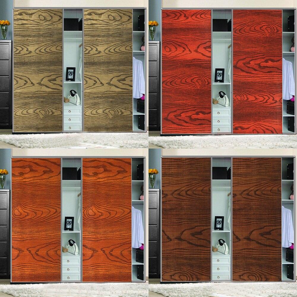 yazi textura de madera de roble muebles restaurados adhesivo pvc impermeable gruesa wallpaper pegatinas de papel
