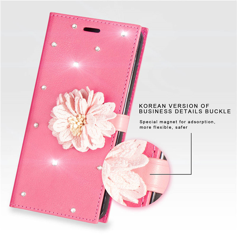 Retro Leather Flip Cover For Oneplus 5 3T Case capa 3D Flower PU Skin Wallet Card Slot Cases For Oneplus 1+3T 1+5 Protecti Cover