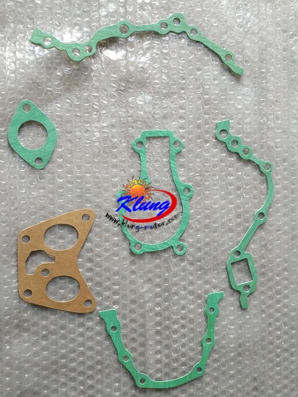 Klung 650cc 276 engine parts paper gasket kit for Kinroad roketa ,goka ,BMS,SATING,TNS,JOyner, buggy ,utv, go kart, atv