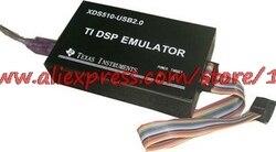 XDS510-USB2.0 DSP emulador apoyo CCS3.3... CCS4 velocidad