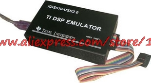 XDS510-USB2.0 DSP Emulator Support CCS3.3, CCS4 Speed