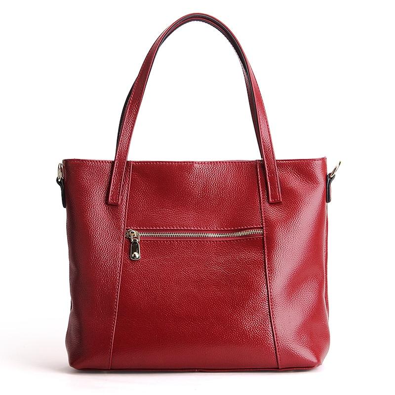 couro de luxo mulheres homensageiro Material Principal : Couro Genuíno