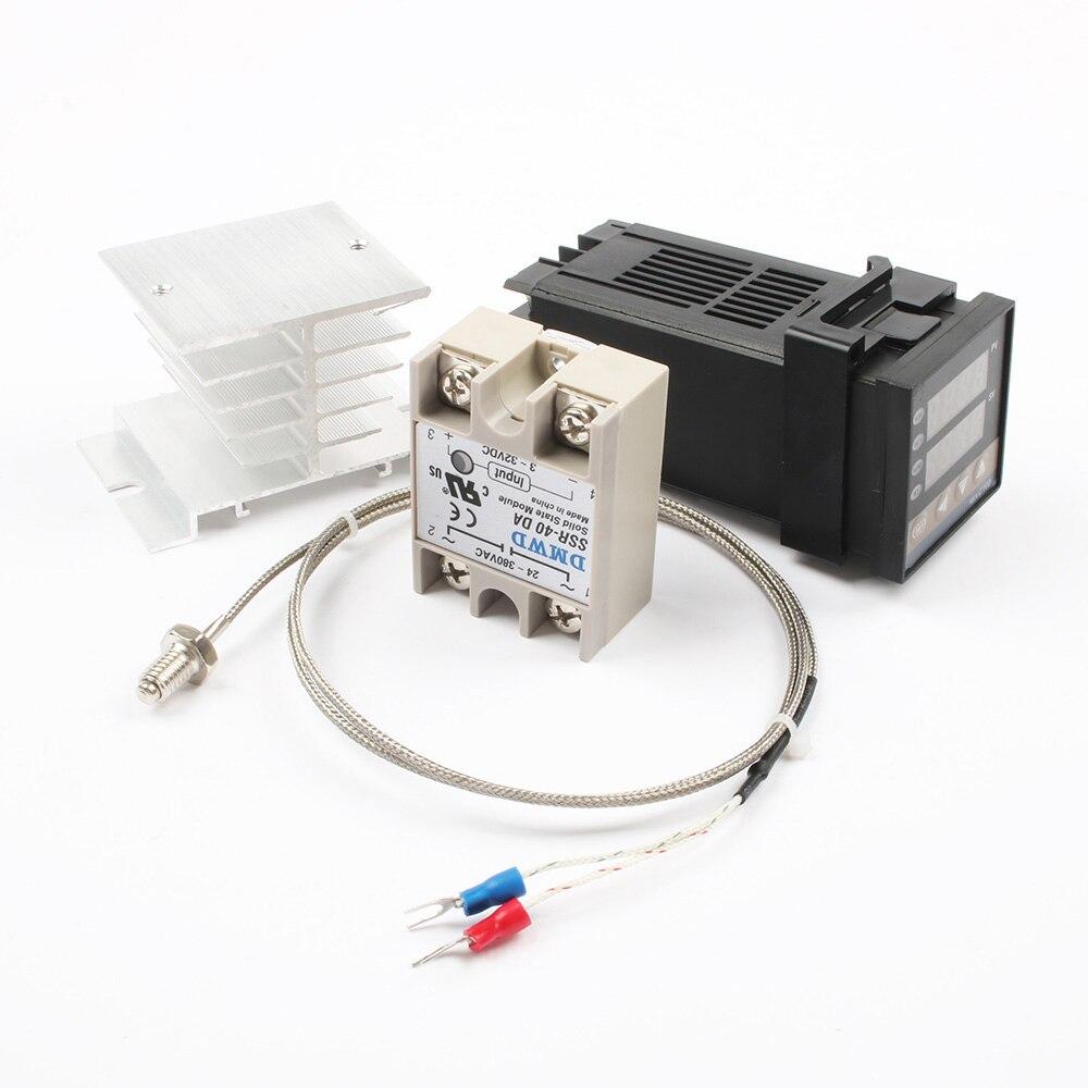 Amazing Pid Temperature Controller Ssr Multi Input Tc Rtd Rex C100 100 To Wiring Digital Resources Inklcompassionincorg