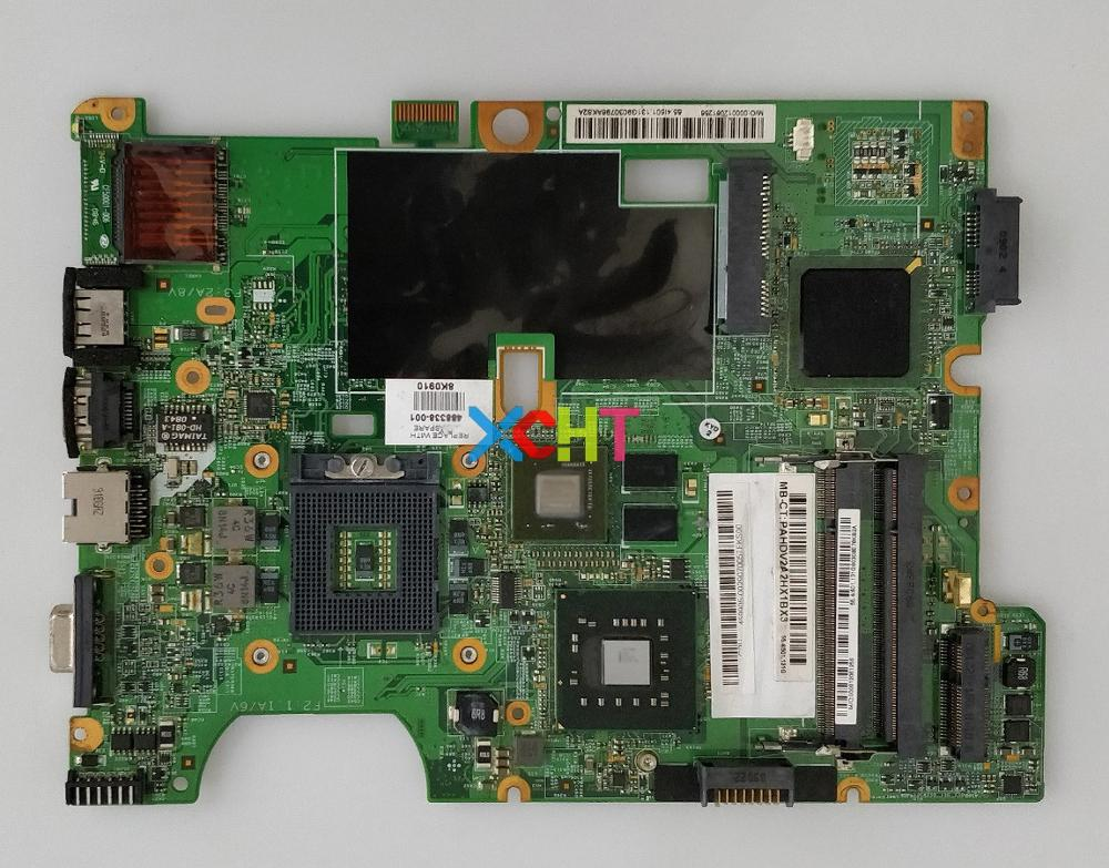 for HP CQ50 CQ60 CQ70 G60 G70 Series 488338 001 w G98 605 U2 PM45 48.4I501.021 Motherboard Mainboard Tested & working perfect-in Laptop Motherboard from Computer & Office