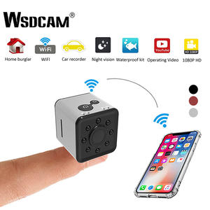 Camcorder Video-Sensor Micro-Cameras WIFI Night-Vision SQ13 Small Mini 1080P DVR HD